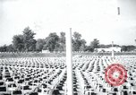 Image of cemetery Terezin Czechoslovakia, 1946, second 11 stock footage video 65675073966