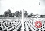 Image of cemetery Terezin Czechoslovakia, 1946, second 12 stock footage video 65675073966