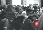 Image of Catholic worshipers Prague Czechoslovakia, 1946, second 2 stock footage video 65675073967