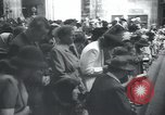 Image of Catholic worshipers Prague Czechoslovakia, 1946, second 5 stock footage video 65675073967