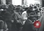 Image of Catholic worshipers Prague Czechoslovakia, 1946, second 6 stock footage video 65675073967