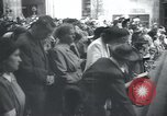 Image of Catholic worshipers Prague Czechoslovakia, 1946, second 11 stock footage video 65675073967