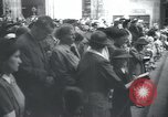 Image of Catholic worshipers Prague Czechoslovakia, 1946, second 12 stock footage video 65675073967