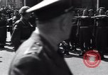Image of United States troops Pilsen Czechoslovakia, 1946, second 5 stock footage video 65675073989