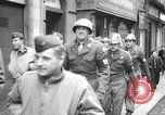 Image of United States soldiers Vienna Austria, 1945, second 10 stock footage video 65675074003