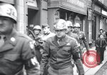 Image of United States soldiers Vienna Austria, 1945, second 11 stock footage video 65675074003