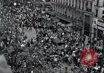 Image of Victory Day parade Paris France, 1945, second 2 stock footage video 65675074006