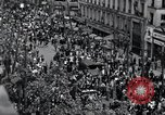 Image of Victory Day parade Paris France, 1945, second 3 stock footage video 65675074006