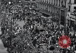 Image of Victory Day parade Paris France, 1945, second 4 stock footage video 65675074006