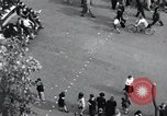 Image of Victory Day parade Paris France, 1945, second 6 stock footage video 65675074006
