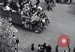 Image of Victory Day parade Paris France, 1945, second 8 stock footage video 65675074006