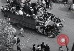 Image of Victory Day parade Paris France, 1945, second 9 stock footage video 65675074006