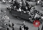Image of Victory Day parade Paris France, 1945, second 10 stock footage video 65675074006