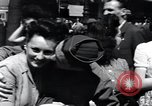 Image of American soldiers Paris France, 1945, second 2 stock footage video 65675074008