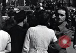 Image of American soldiers Paris France, 1945, second 6 stock footage video 65675074008
