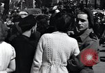 Image of American soldiers Paris France, 1945, second 7 stock footage video 65675074008
