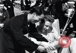 Image of American soldiers Paris France, 1945, second 5 stock footage video 65675074009