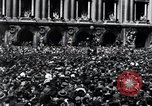Image of French crowd Paris France, 1945, second 7 stock footage video 65675074010