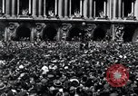 Image of French crowd Paris France, 1945, second 8 stock footage video 65675074010