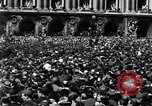 Image of French crowd Paris France, 1945, second 12 stock footage video 65675074010