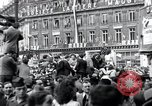 Image of French crowd Paris France, 1945, second 5 stock footage video 65675074012
