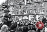 Image of French crowd Paris France, 1945, second 9 stock footage video 65675074012