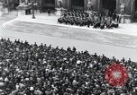 Image of French crowd Paris France, 1945, second 12 stock footage video 65675074012