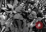 Image of Victory Day parade Paris France, 1945, second 5 stock footage video 65675074013
