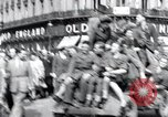 Image of Victory Day parade Paris France, 1945, second 12 stock footage video 65675074013