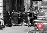 Image of Victory Day celebrations Paris France, 1945, second 4 stock footage video 65675074015