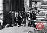 Image of Victory Day celebrations Paris France, 1945, second 5 stock footage video 65675074015
