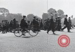 Image of Victory Day celebrations Paris France, 1945, second 6 stock footage video 65675074016
