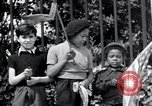Image of Victory Day celebrations Paris France, 1945, second 10 stock footage video 65675074018