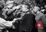 Image of Prisoner exchange between Germany and Poland Poland, 1939, second 6 stock footage video 65675074042
