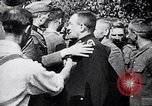 Image of Prisoner exchange between Germany and Poland Poland, 1939, second 7 stock footage video 65675074042