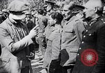 Image of Prisoner exchange between Germany and Poland Poland, 1939, second 9 stock footage video 65675074042