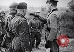 Image of German officers Poland, 1940, second 5 stock footage video 65675074045