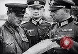 Image of German officers Poland, 1940, second 6 stock footage video 65675074045