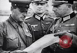 Image of German officers Poland, 1940, second 8 stock footage video 65675074045