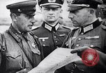 Image of German officers Poland, 1940, second 9 stock footage video 65675074045