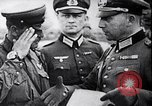 Image of German officers Poland, 1940, second 10 stock footage video 65675074045