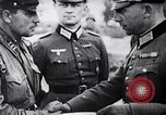 Image of German officers Poland, 1940, second 11 stock footage video 65675074045
