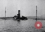 Image of German troops and battleship attack Poland Gdynia Poland, 1939, second 12 stock footage video 65675074046