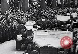 Image of Adolf Hitler Gdnask Poland, 1939, second 6 stock footage video 65675074047