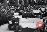 Image of Adolf Hitler Gdnask Poland, 1939, second 7 stock footage video 65675074047