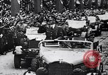 Image of Adolf Hitler Gdnask Poland, 1939, second 8 stock footage video 65675074047