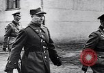 Image of German officers Warsaw Poland, 1939, second 3 stock footage video 65675074049