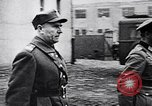 Image of German officers Warsaw Poland, 1939, second 4 stock footage video 65675074049