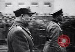 Image of German officers Warsaw Poland, 1939, second 5 stock footage video 65675074049