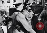 Image of German officers Warsaw Poland, 1939, second 6 stock footage video 65675074049